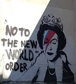 Banksy queen Bristol